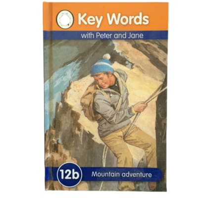 Key Words - With Peter And Jane – 12b Mountain Adventure image