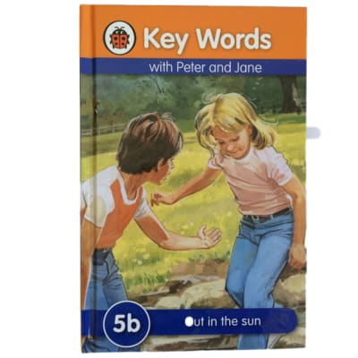 Key Words - With Peter And Jane – 5b Out In The Sun image