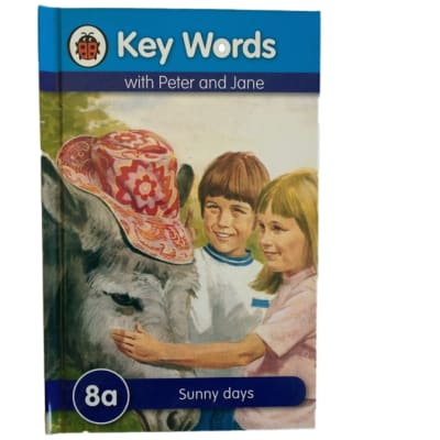 Key Words - With Peter And Jane – 8a Sunny Days image