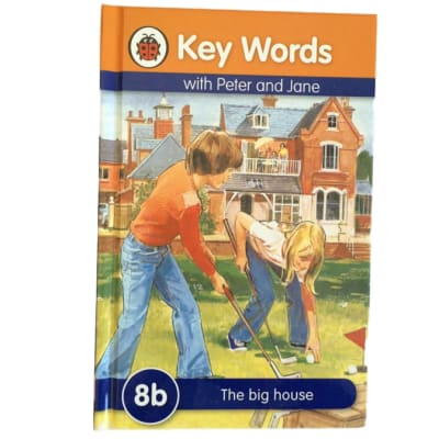 Key Words - With Peter And Jane – 8b The Big House image