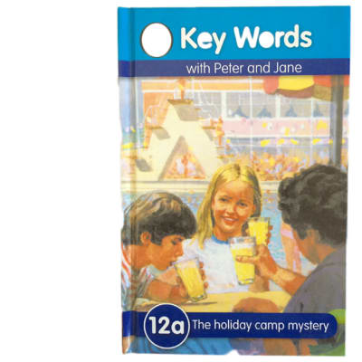 Key Words - With Peter And Jane – 12a The Holiday Camp Mystery image