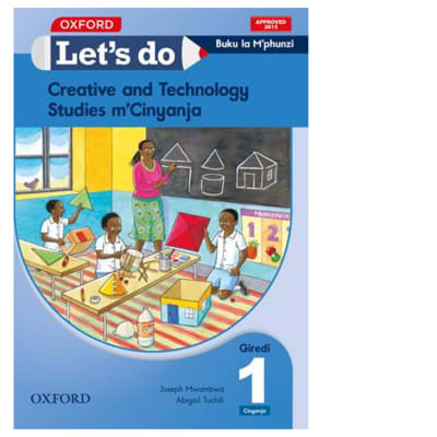 Let's do Creative and Technology Studies Grade 1 Pupil's Book – Cinyanja S image