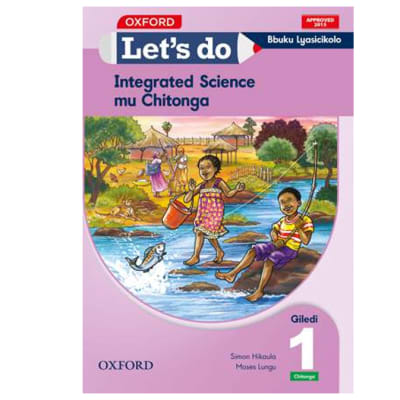 Let's do Integrated Science Grade 1 Pupil's Book – Chitonga image