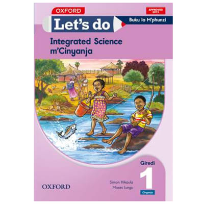 Let's do Integrated Science Grade 1 Pupil's Book – Cinyanja image