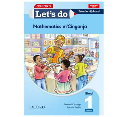 Let's do Mathematics Grade 1 Pupil's Book – Cinyanja image