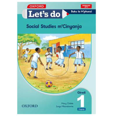 Let's do Social Studies Grade 1 Pupil's Book – Cinyanja image