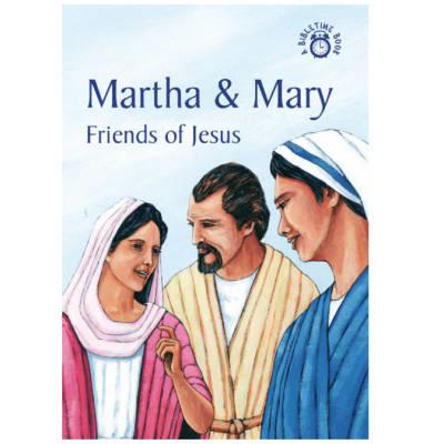 Martha & Mary – Friends of Jesus image