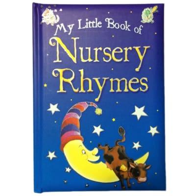 My Little Book Of Nursery Rhymes image