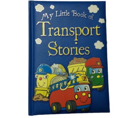 My Little Book Of Transport Stories image