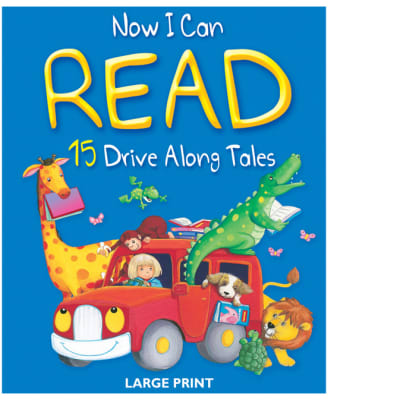 Now I Can Read 15 Drive Along Stories image