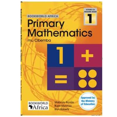 Primary Maths Pupil's Book Grade 1 Bemba image
