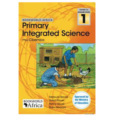 Primary Science Pupil's Book Grade 1 Bemba image