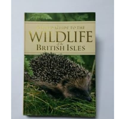 A Field Guide To The Wildlife Of The British Isles image