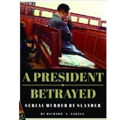 A President Betrayed image