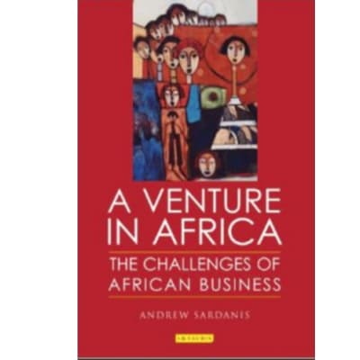 A Venture In Africa image