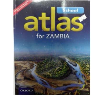 Atlas for Zambia- Oxford image