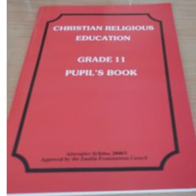 Christian Religious Education PB 11 image