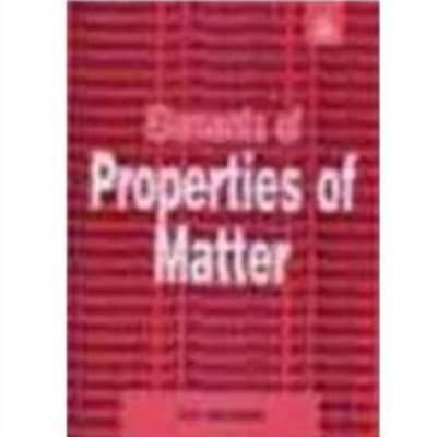 Elements of Properties of Matter image