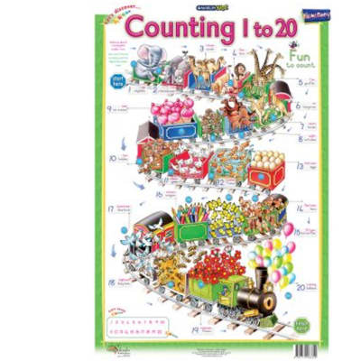 FS Counting 1-20 Chart image