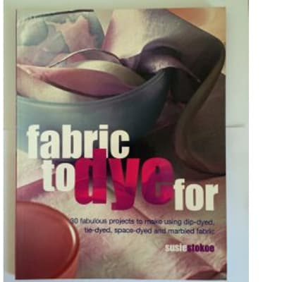 Fabric To Dye For image