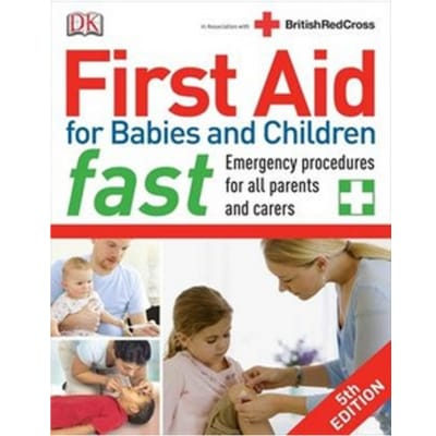 First Aid for Babies and Children image
