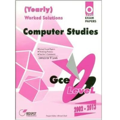 GCE O Level Computer Studies (Yearly) image