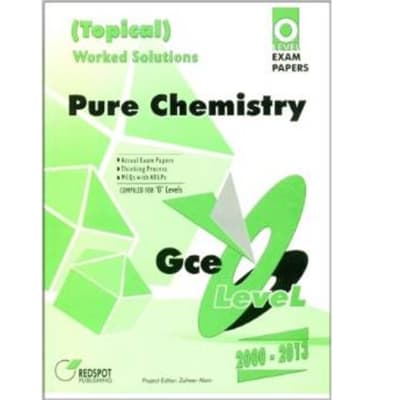 GCE O'Level Pure Chemistry- Topical (Worked Solutions) image