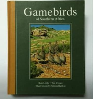 Gamebirds Of Southern Africa image