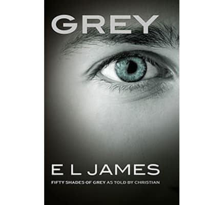 Grey (Fifty Shades of Grey sequel) by EL James image