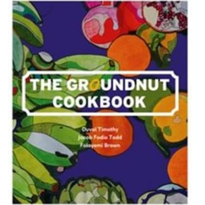 Groundnut Cookbook image
