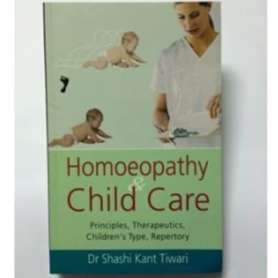 Homeopathy & Child Care image