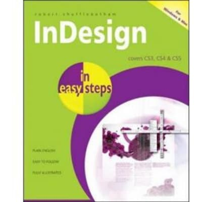 InDesign in Easy Steps Covers CS3, CS4 & CS5 image