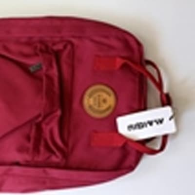 JY- School bag MQ-8009 (VY35716)Maroon image