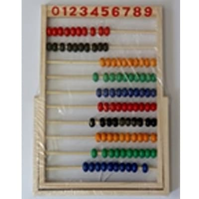 JY- Wooden abacus image