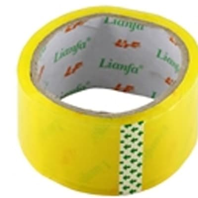 JY Clear packing tape image