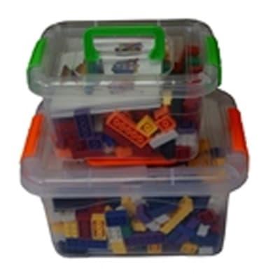 JY Lego Blocks A Big image