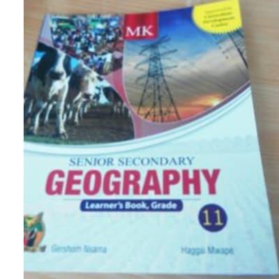 MK Geography PB 11 image