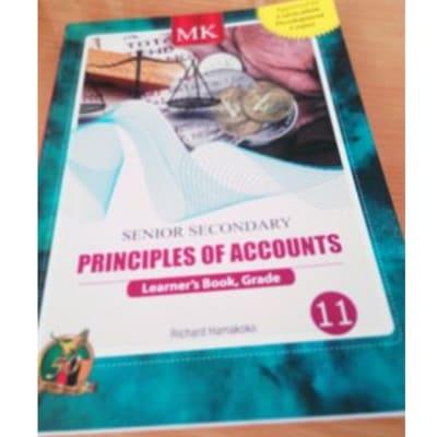 MK Principles of Accounts PB 11 image