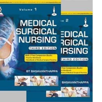 Medical Surgical Nursing 3rd Edition image