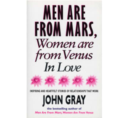 Men Are From Mars Women Are From Venus In Love image