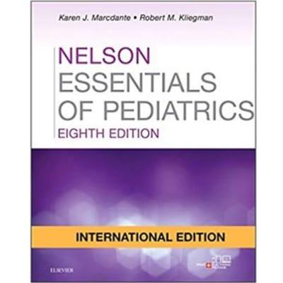 Nelson Essentials of Pediatrics image