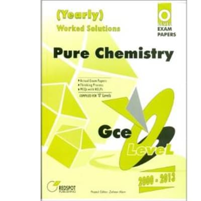 O'Level Pure Chemistry-Yearly image