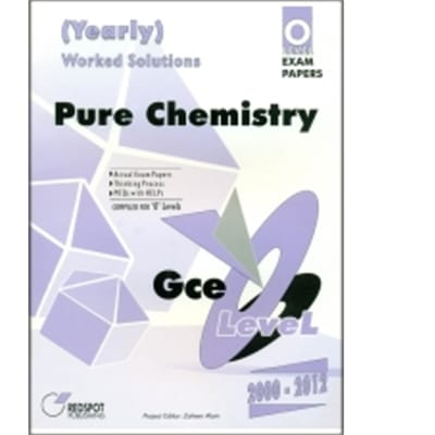 O Level Pure Chemistry (Yearly) image