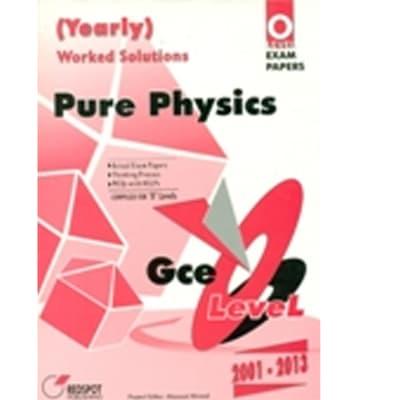 O Level Pure Physics (Yearly) image
