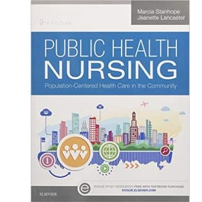 Public Health Nursing: Population-Centered Health Care in the Community 9th Edition image