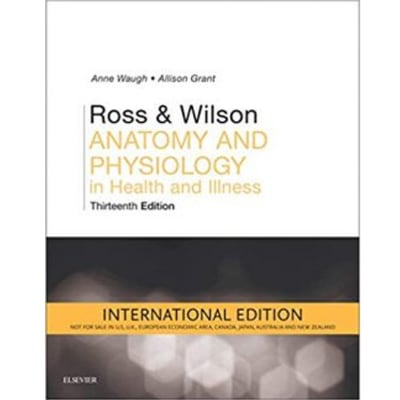 Ross and Wilson Anatomy and Physiology in Health and Illness image