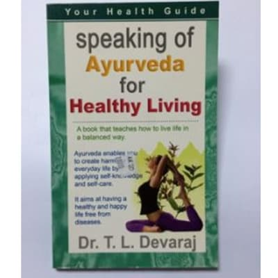 Speaking Of Ayurveda For Healthy Living image