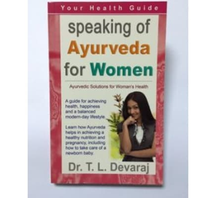 Speaking Of Ayurveda For Women image