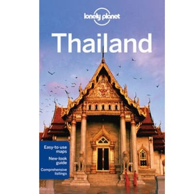 Thailand (Lonely Planet Country Guides 14th edition) image