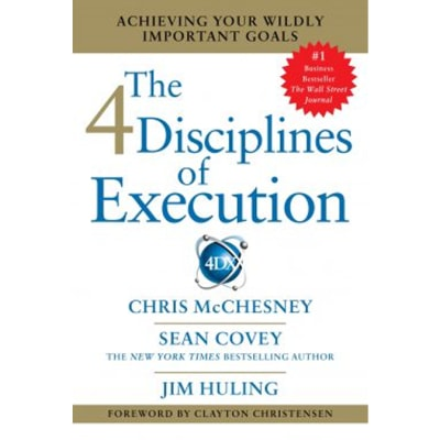 The 4 Disciplines on Execution image